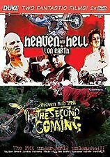 Heaven & Hell - On Earth/The Second Coming - 1 & 2 (2 DVD Set), Very Good DVD, ,
