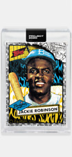 TOPPS PROJECT 2020 CARD 1952 BROOKLYN DODGERS JACKIE ROBINSON #140 by TYSON BECK