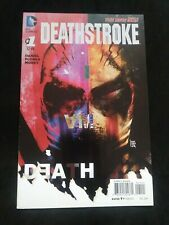 DEATHSTROKE #1, VARIANT COVER,  DC COMICS