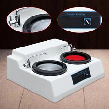 Metallographic Grinder Machine Specimen Sample Grinder-Polisher Polishing Equip