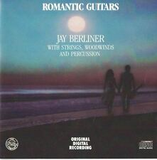 ROMANTIC GUITARS / JAY BERLINER WITH STRINGS, WOODWINDS & PERCUSSION - CD (1988)