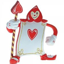 Disney Miss Mindy Card Guard Ace of Hearts Showcase Figurine A29380 - RRP £25