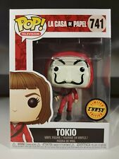 Funko pop Chase la casa de papel Tokio 741