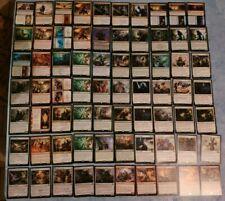 Lot de 70 Cartes Magic MTG rares