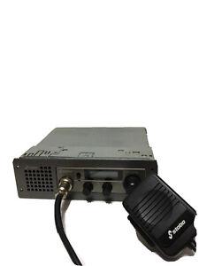 Stabo XM3082 inkl. Einschubhalterung CB Mobilfunk, Mikrofon, Lautsprecher, MAN