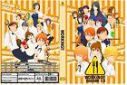 Working!! (Wagnaria!!) Complete Anime Series Season 1-3 + Ova