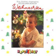 Happy Baby Weihnachten KLING GLÖCKCHEN KLINGELINGELING Das Spieluhren-Orchester
