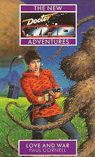 Dr Doctor Who Virgin Missing Adventures Book - Love and War - (Mint New)