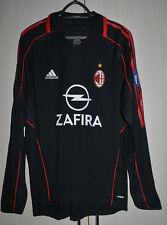 AC Mailand Italien 2005/2006 football shirt Jersey Player Issue Adidas #7 Schewtschenko