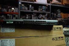 Enterasys C3 C3G124-24P Gigabit Switch Rack