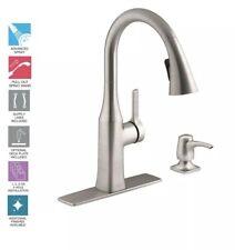 New Kohler Rubicon R20147-Sd-Vs Single‑Handle Pull‑Down Sprayer Kitchen Faucet