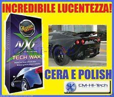 MEGUIARS MEGUIAR'S NXT GENERATION TECH WAX PER AUTO LIQUID CERA LIQUIDA N° 1 !