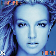 Britney Spears CD In The Zone - Europe (M/M)