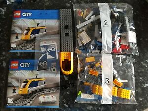 🚃🚃Lego City Passenger Train Engine (No Battery and Motor) from 60197 NEW 🚃🚃