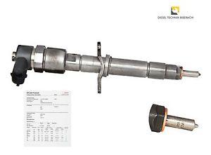 Injektor Einspritzdüse VOLVO S60 S80 V70 II XC70 XC90 2,4D D5 0445110078