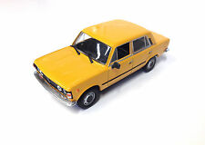 FIAT 125P MR 83 - 1:43 MODEL CAR DIECAST IXO BALKAN DeAGOSTINI RU77