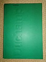 1966 Marcel Duchamp Paintings Exhibition TATE GALLERY London Arts Council Artist