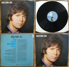 The CLIFF RICHARD Story -LP-Record 6 SIX-POWER TO ALL OUR FRIENDS…SM.260 England