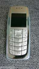 Nokia 3120 Silver Colour Display Polyphonic Ring, Spare & Repair Untested