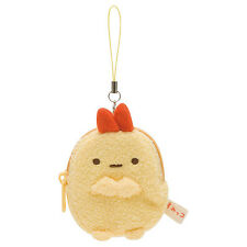 Sumikko Gurashi Bento Fried Shrimp Tail mini Pouch ❤ San-X Japan