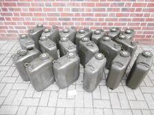 1x Kanister Kunststoff 20L Wasserkanister Outdoor Camping ex Bundeswehr (WKA1)
