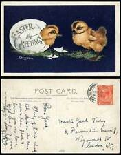 Louis Wain Collectable Artist Signed Bird Postcards