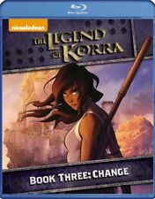 The Legend of Korra: Book Three: Change [New Blu-ray] With DVD, Widescreen, Su