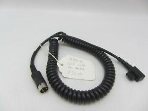 Quantum Turbo CS-5 Battery Power Cable / Cord For Sunpak Flashes