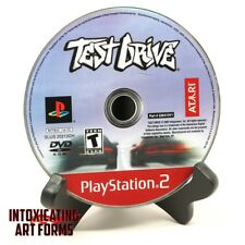 SONY PLAYSTATION 2 PS2 GAME - TEST DRIVE 2002