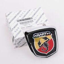 Original Abarth Emblem hinten Abarth 500 500C Fiat 500 OE 735496473