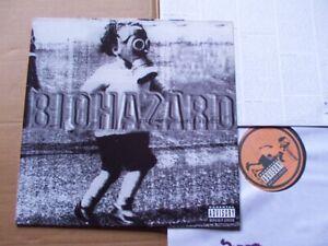 BIOHAZARD,STATE OF THE WORLD ADDRESS lp m-/m- OIS /m(-) warner Erstdruck German