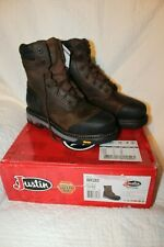 Justin Mens Work Boots  Comp safety toe Style SK260