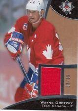 2015-16 Ultimate Collection Jersey Wayne Gretzky Team Canada #'D 38/99