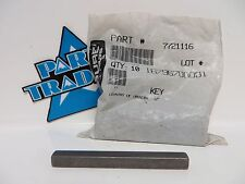 NOS Polaris Key 7721116 Trail Touring Supersport 600 550 Classic XC SP Edge RMK