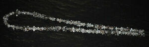 """Quality Herkimer Diamond Quartz Faceted Nuggets Jewelry Beads 16"""" 1-10 Strand"""