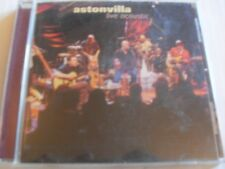 "ALBUM CD ""Live Acoustic"" de ASTONVILLA"