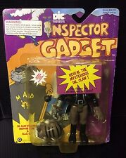 1992 INSPECTOR GADGET Dr CLAW action figure cat TIGER TOYS DIC SEALED tyger