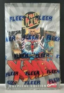1994 Fleer Ultra X-Men Premier Edition Trading Cards New Factory Sealed Box