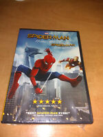 Spider-Man: Homecoming (DVD, 2017) BRAND NEW Peter Parker Avengers