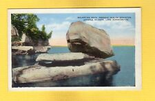 Apostle Islands,WI Wisconsin, Balancing Rock, Presque Isle or Stockton