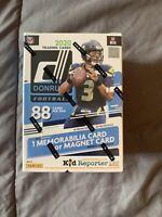 2020 PANINI DONRUSS NFL FOOTBALL BLASTER BOX. 88 CARDS. RATED ROOKIES!