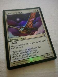 MTG Magic the Gathering Saviors of Kamigawa Moonwing Moth Foil 2005