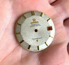 Ω Genuine OMEGA Vintage Pie Pan Constellation N.I.H.S  Dial Circa 60's - 29mm Ω