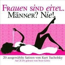 Goertz Sven-Frauen Sind Eitel.Maenner (UK IMPORT) CD NEW
