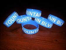 Fountain Blvd. Official Fan Wristband