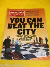 INVESTORS CHRONICLE - YOU CAN BEAT THE CITY - MARCH 11 2005