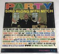 Mitch Miller - Party Sing Along With Mitch Miller - LP vinyl record album