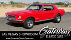 1968 Ford Mustang  Red 1968 Ford Mustang  302 CID V8 C4 Automatic Available Now!