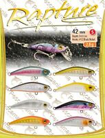 Artificiale spinning hard bait Trabucco Rapture FIREWORK 42mm 2,8gr. Sinking