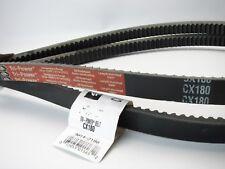 "Gates CX180 Tri-Power Belt 184"" Outside Length 7/8"" Width (G2)"